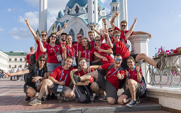 WorldSkills 2019 in Kazan, Russland